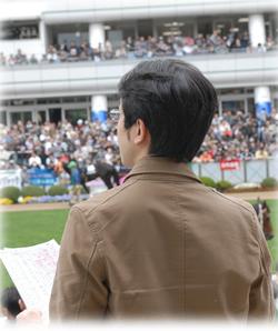 競馬公認会計士 丸の内龍太郎