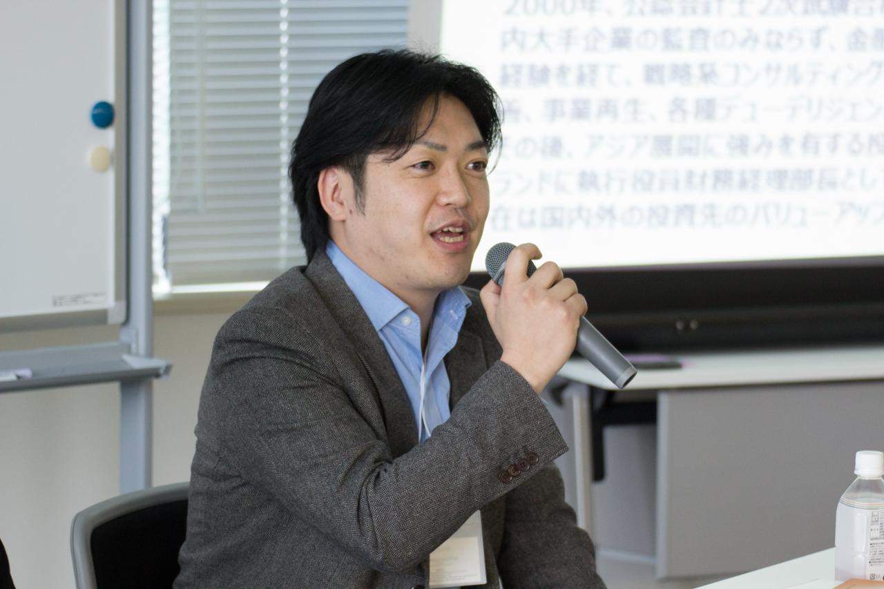 土谷 祐三郎(ACA株式会社 公認会計士)