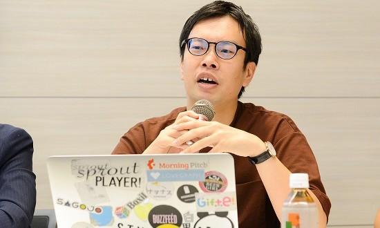 納富 隼平(トーマツベンチャーサポート株式会社 事業開発部)