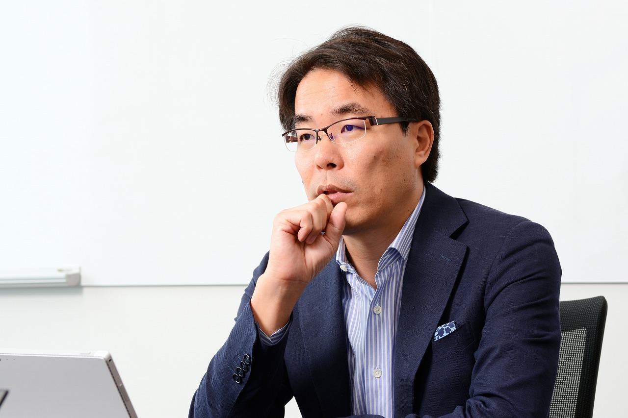 弥生株式会社 代表取締役社長 岡本 浩一郎