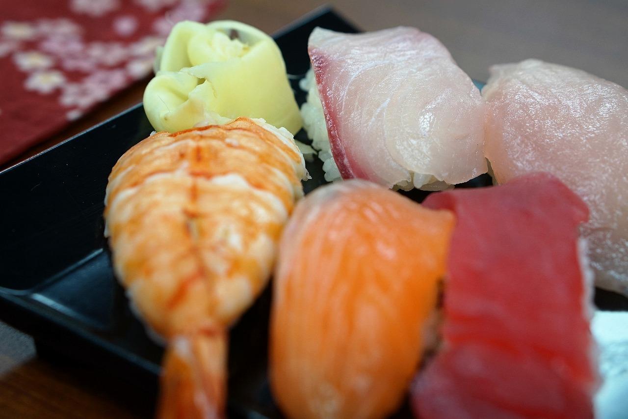 公認会計士が握ったお寿司