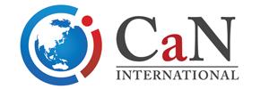 CaN Internationalロゴ