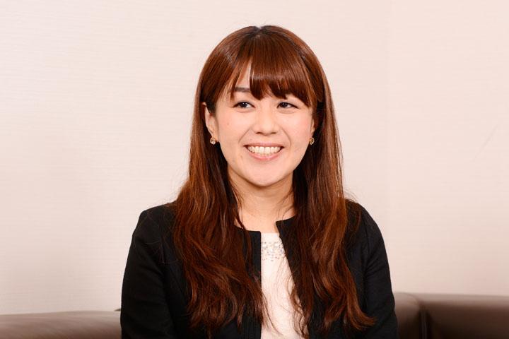 岩堀智子さん