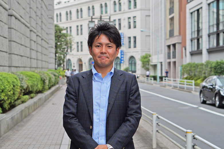 シェアリングテクノロジー・取締役CFO・公認会計士・篠昌義氏