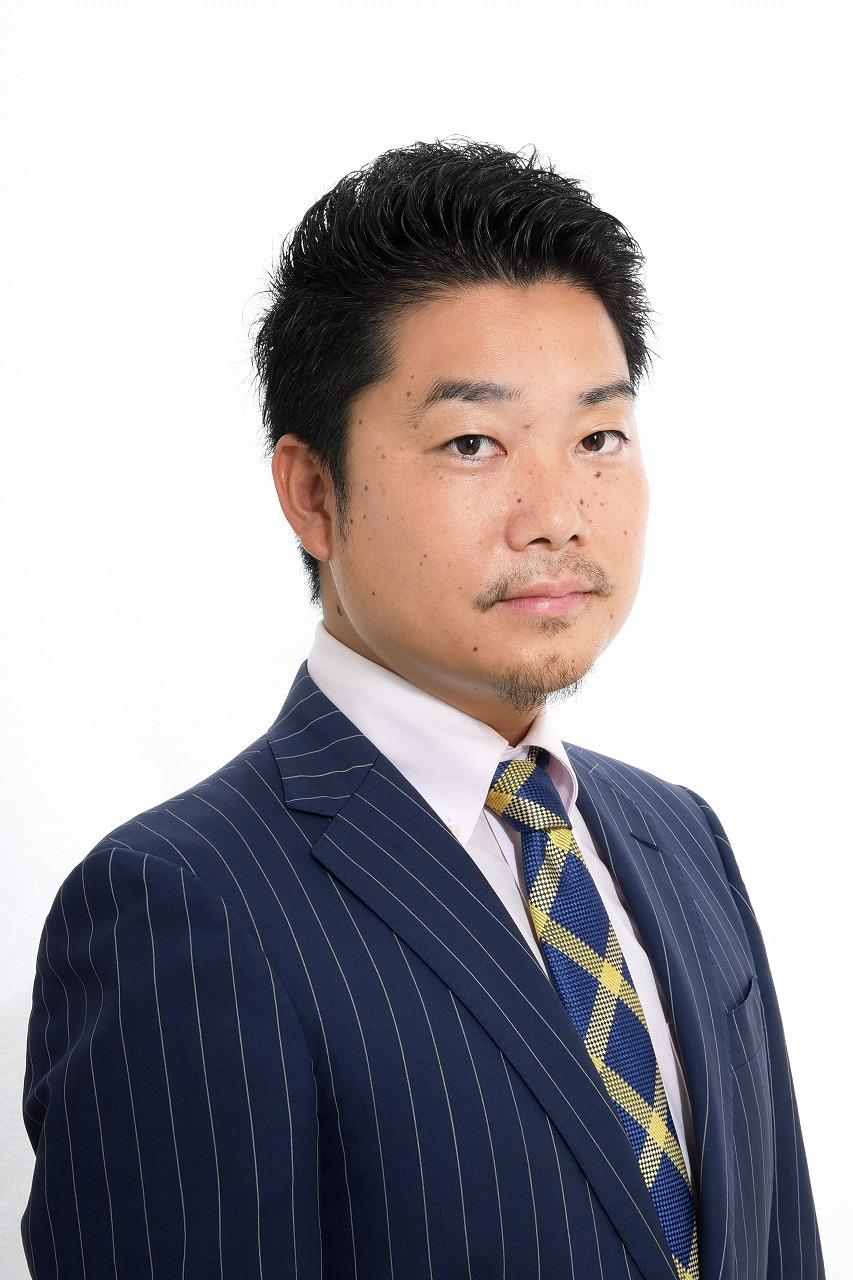 長田 新太氏