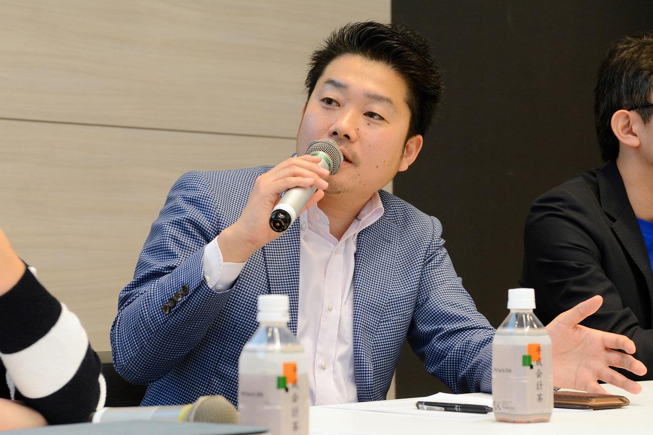 長田 新太氏_グローウィン・パートナーズ株式会社_第8回 公認会計士ナビonLive!!