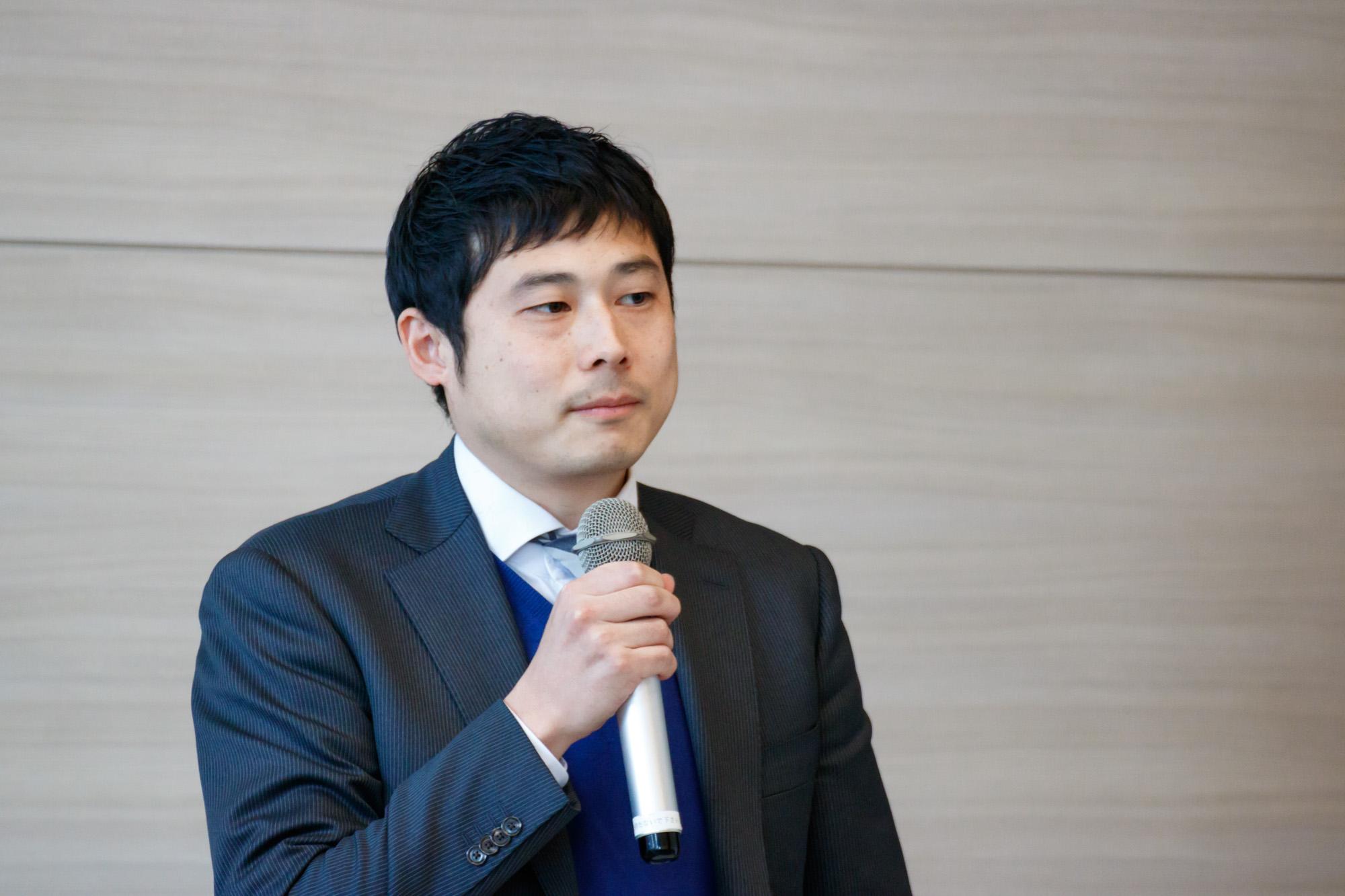 経営共創基盤マネジャー・公認会計士・鈴木 博史氏