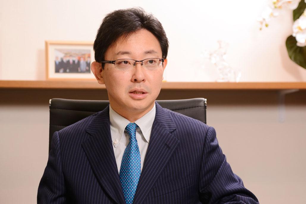 ビーロット代表取締役社長・経営学修士・宮内 誠