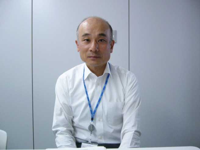 日本プロセス株式会社情報システム部部長 高橋雅人氏
