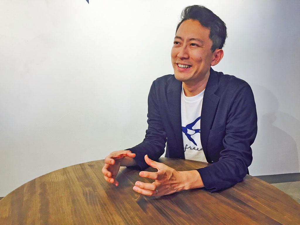 freeeCPO・公認会計士・武地 健太氏