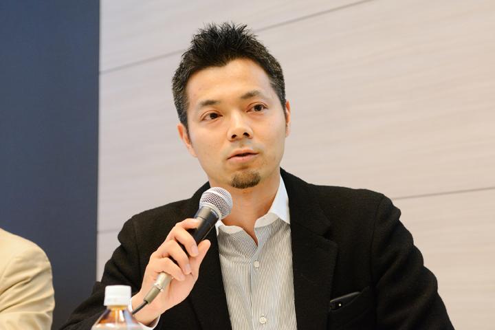株式会社GameWith取締役管理部長/公認会計士 東 陽亮氏