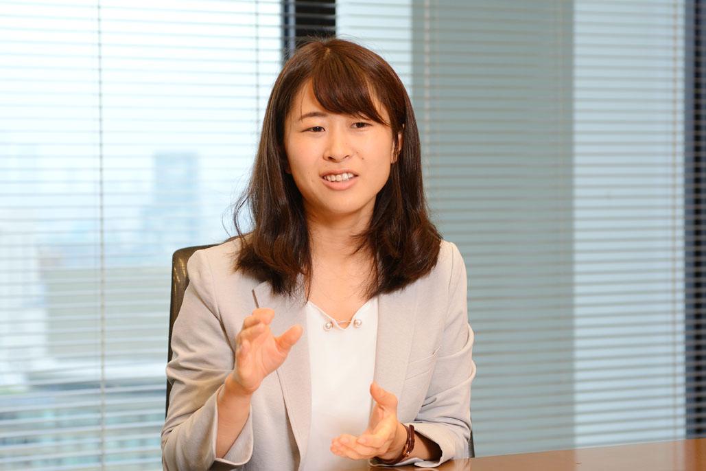 太陽有限責任監査法人 東京事務所 スタッフ 公認会計士 高 彩加