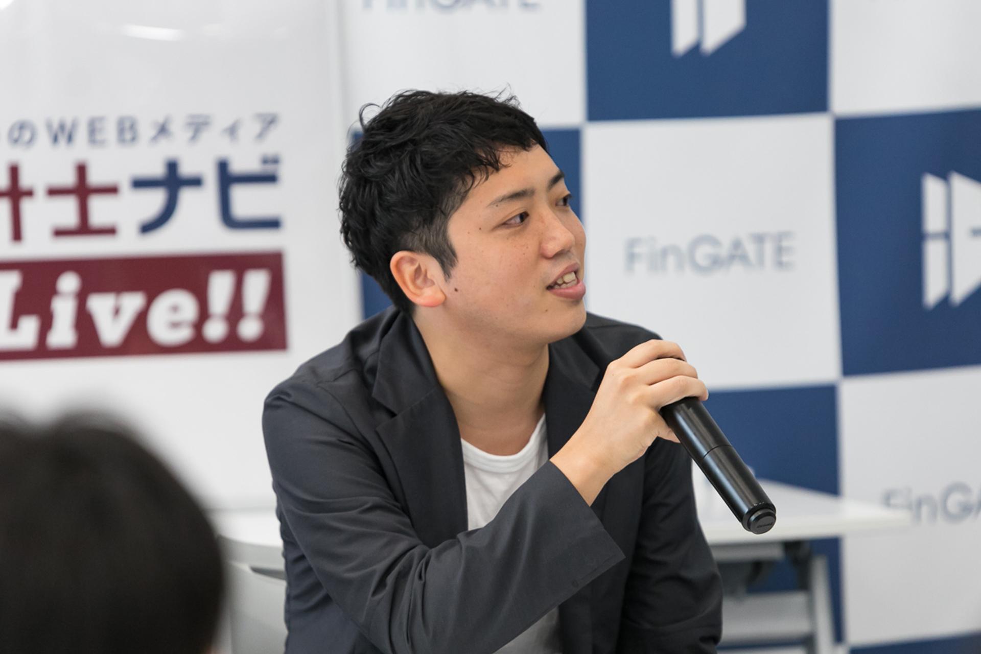 PrivateBANK コーポレートアドバイザリー部部長・公認会計士・舟波 大地氏