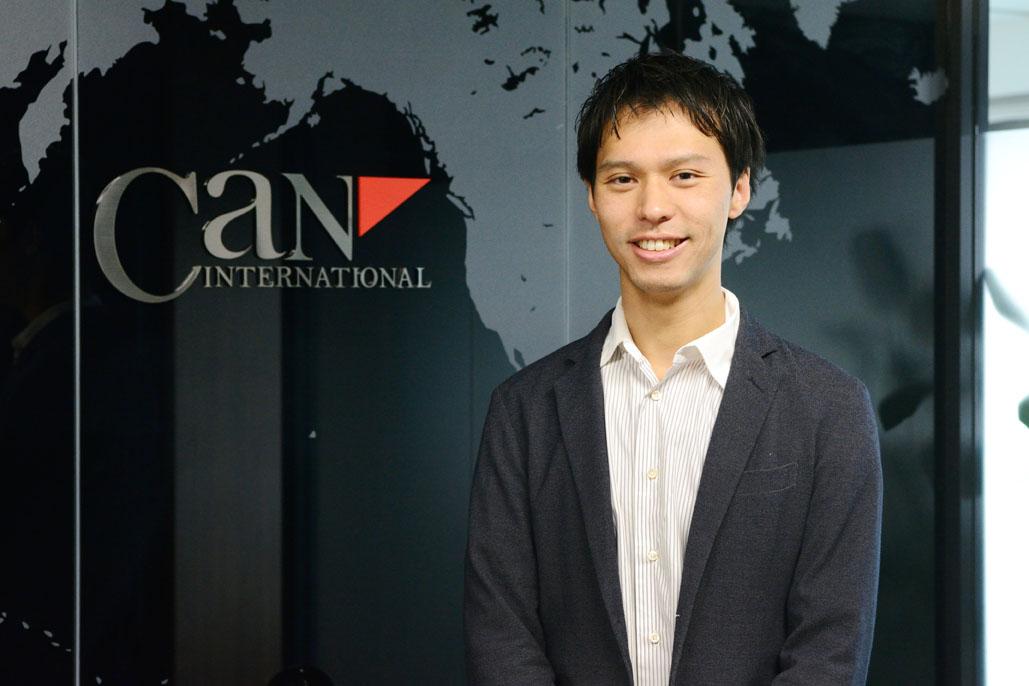 高辻 大史氏/CaN International FAS/ディレクター/公認会計士
