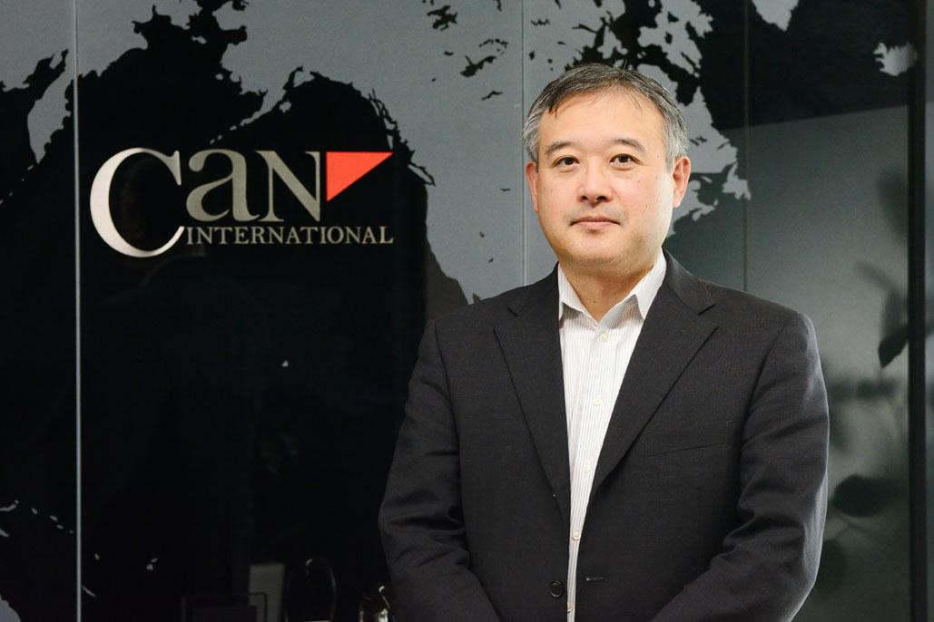 岡田 大作氏/CaN International/ディレクター/税理士