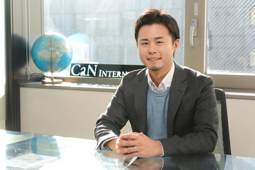 久野 晃士氏/ CaN International税理士法人/マネージャー/公認会計士