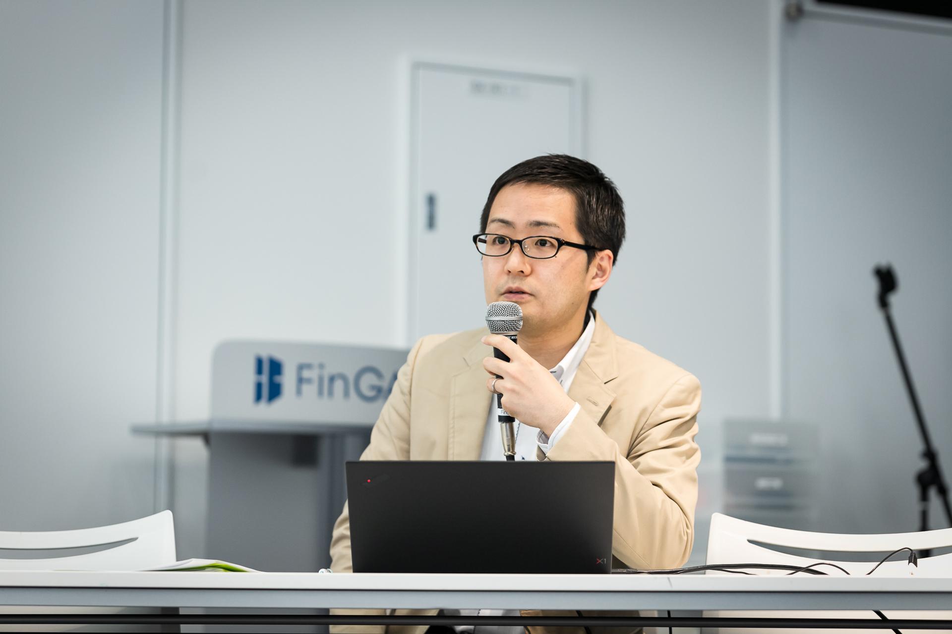 手塚佳彦_第10回 公認会計士ナビonLive!!
