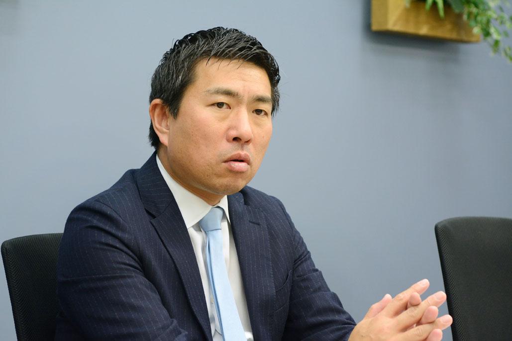 霞ヶ関キャピタル/取締役/管理本部長/廣瀬 一成