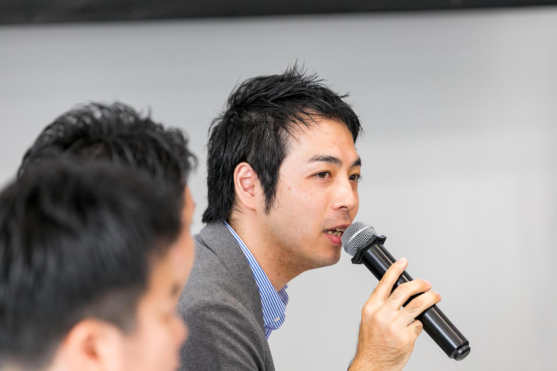 中島亮介氏 株式会社経営共創基盤(IGPI)マネジャー/公認会計士