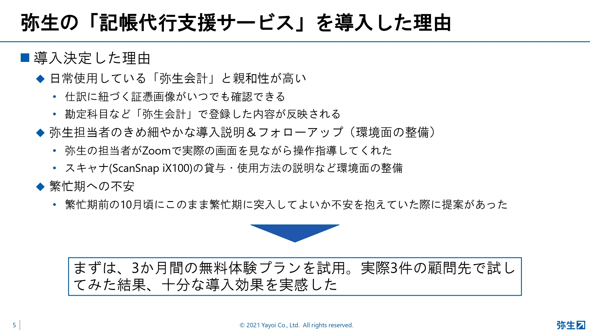 弥生PAPカンファレンス2021夏_後編_弥生